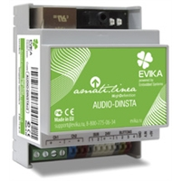 Потоковые HD-плейеры AUDIO-DINSTAv2, Evika. Артикул AUDIODINSTAV2