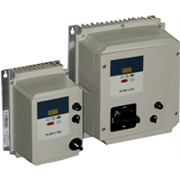 Частотные приводы E2-MINI-003H-IP65, Веспер, 5,2А, 2,2В, 380В, 3(N)AC. Артикул E2MINI003HIP65