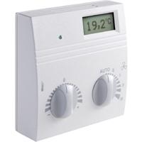 Панели управления WRF04 LCD PSD OVT, FS5, LED green, Thermokon. Артикул 628877