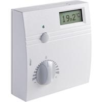 Панели управления WRF04 LCD PTD LON, LED green, Thermokon. Артикул 397568