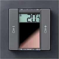 Панели управления SR06 LCD rH 2T, Thermokon. Артикул 729147