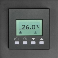 Панели управления WRF06 LCD DI4 ltype1, Thermokon. Артикул 731201