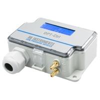 Датчик скорости потока воздуха DPT-Ctrl-MOD-2500-D, HK Instruments, RS485 Modbus, 0...2500 Па. Артикул 114.003.009