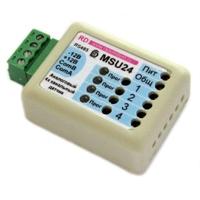 Датчик темпаратуры, влажности и освещённости MSU24+THL, Разумный Дом. Артикул MSU24THL