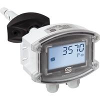 Преобразователь перепада давления воздуха PREMASGARD 8148, S+S Regeltechnik. Артикул 1301-8144-4910-20V