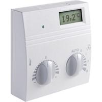 Панели управления WRF04 LCD PSD AO2V, FS5, LED green, Thermokon. Артикул 419987