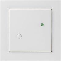 Панели управления WRF06 TD DI4 Gira E2, LED green, Thermokon. Артикул 696487