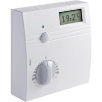 Панели управления WRF04 LCD PTD DO2R, LED green, Thermokon. Артикул 420334